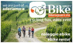 Aderiamo a BikeSquare, We are part of BikeSquare - noleggio ebike, ebike rental service